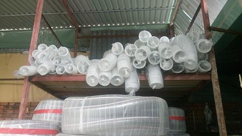 ống nhựa lõi kẽm
